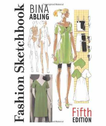 9781563674471-1563674475-Fashion Sketchbook, 5th edition