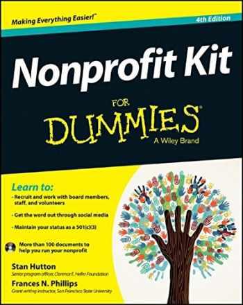 9781118604175-1118604172-Nonprofit Kit For Dummies