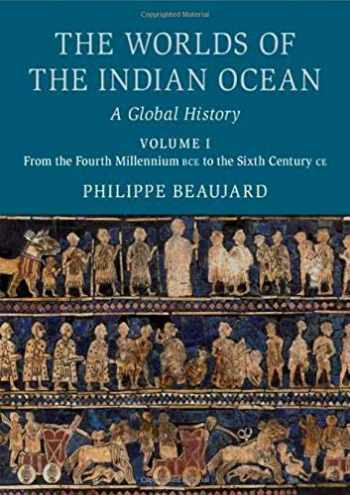 9781108424561-1108424562-The Worlds of the Indian Ocean: A Global History (The Worlds of the Indian Ocean 2 Hardback Book Set) (Volume 1)