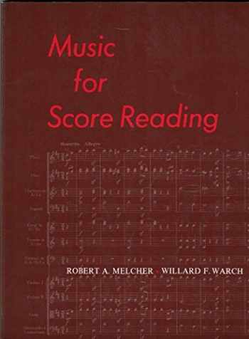 9780136075073-013607507X-Music for Score Reading
