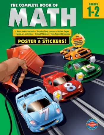 9780769685601-0769685609-The Complete Book of Math, Grades 1-2