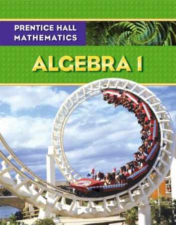 9780131339965-0131339966-Prentice Hall Mathematics: Algebra 1