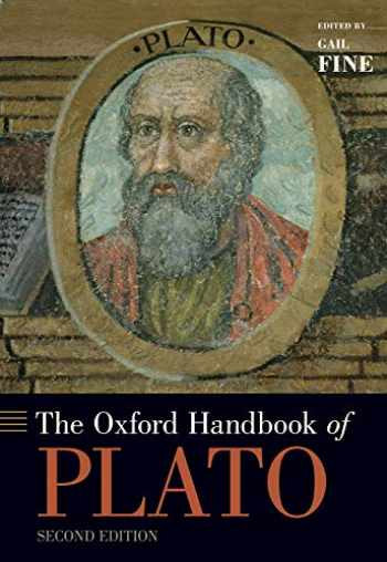 9780190639730-0190639733-The Oxford Handbook of Plato (Oxford Handbooks)