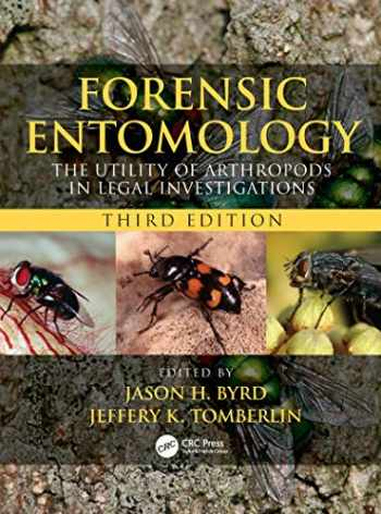 9780815350163-0815350163-Forensic Entomology: The Utility of Arthropods in Legal Investigations, Third Edition