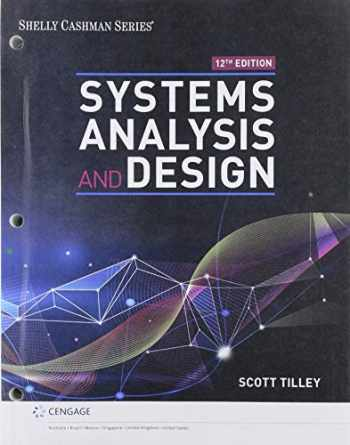 9780357237649-0357237641-Bundle: Systems Analysis and Design, Loose-leaf Version, 12th + MindTap, 1 term Printed Access Card
