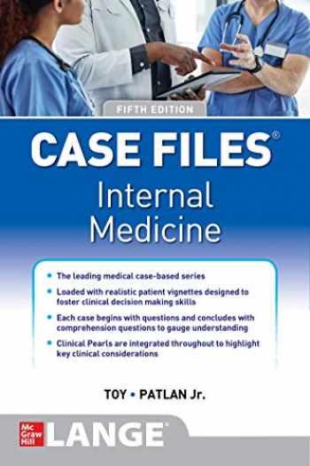 9781260469967-1260469964-Case Files Internal Medicine, Sixth Edition