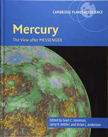 9781107154452-1107154456-Mercury: The View after MESSENGER (Cambridge Planetary Science)