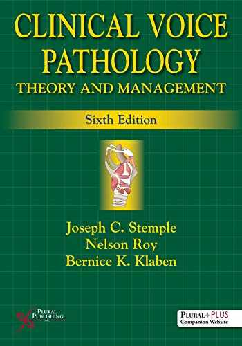 9781635500288-1635500281-Clinical Voice Pathology: Theory and Management, Sixth Edition