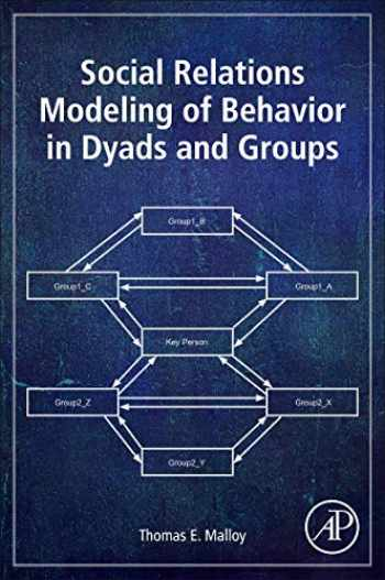 9780128119679-0128119675-Social Relations Modeling of Behavior in Dyads and Groups