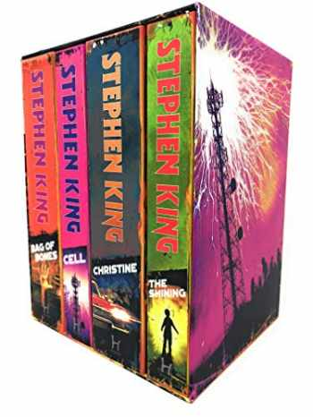 9781529319736-1529319730-Stephen King Classic Collection: The Shining / Bag of Bones / Christine / Cell. Halloween Editions