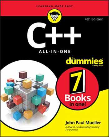 9781119601746-1119601746-C++ All-in-One For Dummies