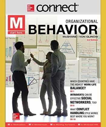 9781259297878-125929787X-Connect 1 Semester Acess Card for M: Organizational Behavior