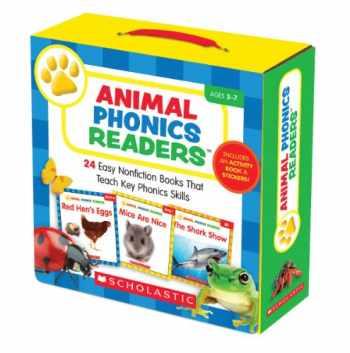 9780545651127-0545651123-Animal Phonics Readers Parent Pack: 24 Easy Nonfiction Books That Teach Key Phonics Skills