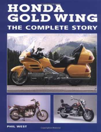 9781861265845-1861265840-Honda Gold Wing: The Complete Story