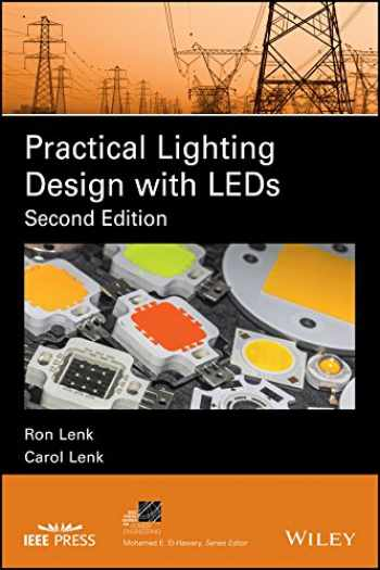 9781119165316-1119165318-Practical Lighting Design with LEDs (IEEE Press Series on Power Engineering)