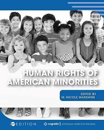 9781516539741-1516539745-Human Rights of American Minorities