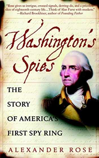9780553383294-0553383299-Washington's Spies: The Story of America's First Spy Ring