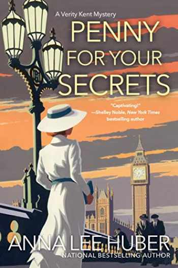 9781496713193-1496713192-Penny for Your Secrets (A Verity Kent Mystery)
