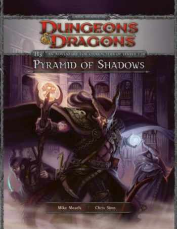 9780786949359-078694935X-Dungeons & Dragons Pyramid of Shadows: An Adventure for Characters of 7th- 10th Level