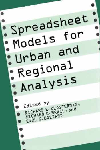 9780882851426-088285142X-Spreadsheet Models for Urban and Regional Analysis