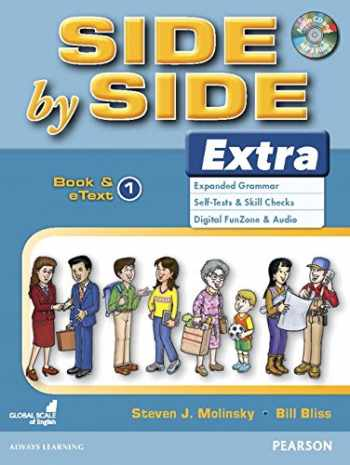 9780134306728-0134306724-Side by Side Extra 1 Book & eText with CD
