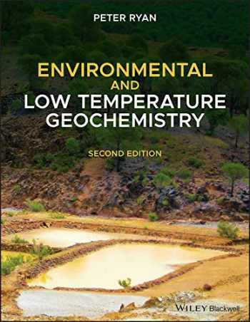 9781119568582-1119568587-Environmental and Low-Temperature Geochemistry