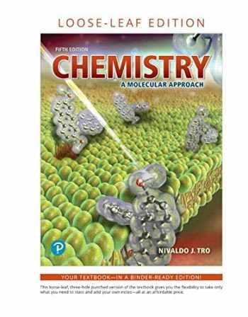 9780134989693-0134989694-Chemistry: A Molecular Approach, Loose-Leaf Edition (5th Edition)