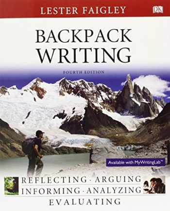 9780133862669-0133862666-Backpack Writing (4th Edition)