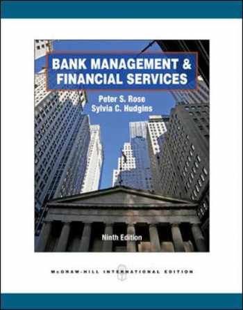 9780071326421-0071326421-Bank Management and Financial Services