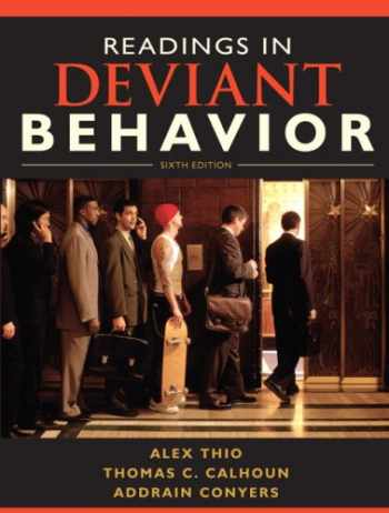 9780205695577-0205695574-Readings in Deviant Behavior
