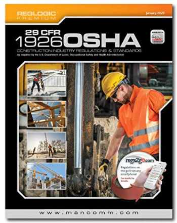 9781599594453-1599594455-Mancomm's OSHA Construction CFR 1926 January 2020 Book Premium