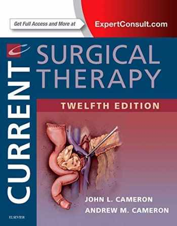 9780323376914-0323376916-Current Surgical Therapy