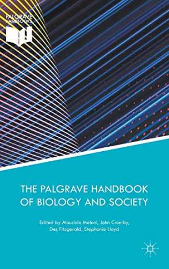 9781137528780-1137528788-The Palgrave Handbook of Biology and Society