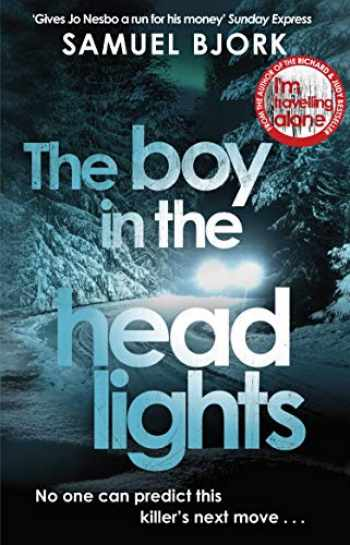 9780552170925-0552170925-The Boy in the Headlights: (Munch and Krüger Book 3)