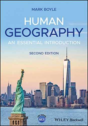 9781119374718-1119374715-Human Geography: An Essential Introduction