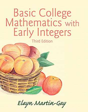 9780133864717-0133864715-Basic College Mathematics with Early Integers