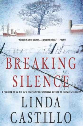 9780312374990-0312374992-Breaking Silence (Kate Burkholder)