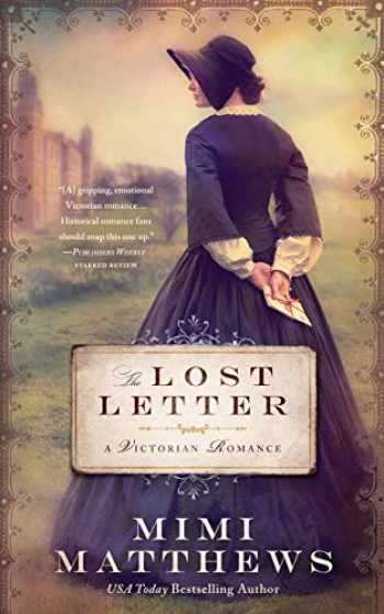 9780999036419-0999036416-The Lost Letter: A Victorian Romance