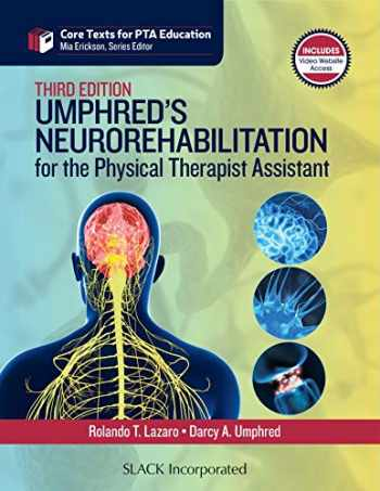 9781630915650-1630915653-Umphred's Neurorehabilitation for the Physical Therapist Assistant (Core Texts for PTA Education)