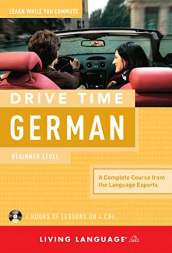 9781400006076-1400006074-Drive Time German: Beginner Level