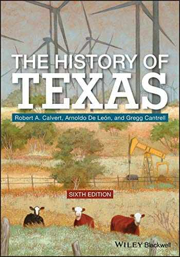 9781119581437-1119581435-The History of Texas