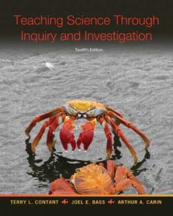 9780133400793-0133400794-Teaching Science Through Inquiry and Investigation, Enhanced Pearson eText with Loose-Leaf Version -- Access Card Package (12th Edition)