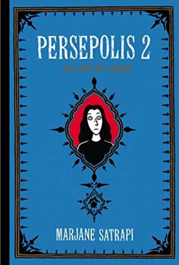 9780375714665-0375714669-Persepolis 2: The Story of a Return (Pantheon Graphic Library)