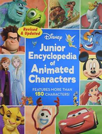 9781368056779-1368056776-Junior Encyclopedia of Animated Characters (Refresh)