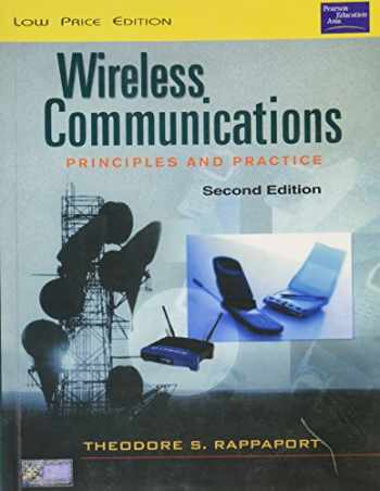 9788178086484-8178086484-Wireless Communications: Principles and Practice (International Edition) Edition: second