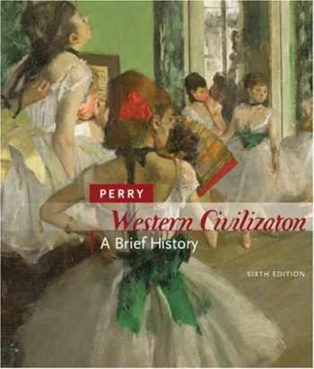 9780618739004-0618739009-Western Civilization: A Brief History, Sixth Edition (v. 1 & 2)