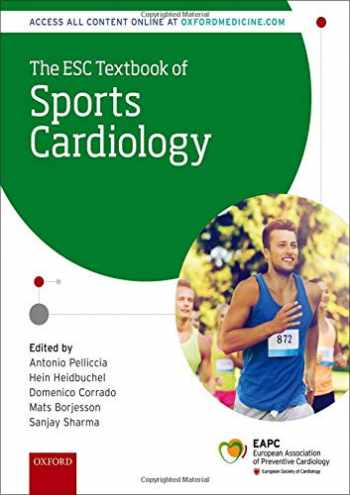 9780198779742-0198779747-The ESC Textbook of Sports Cardiology (The European Society of Cardiology Series)
