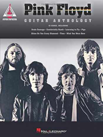 9781540002983-1540002985-Pink Floyd - Guitar Anthology (Recorded Versions Guitar)