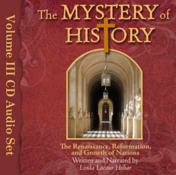 9780692021729-0692021728-Mystery of History 3 CD Audio Set Renaissance, Reformation, Growth of Nations