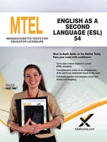 9781607874669-1607874660-2017 MTEL English as a Second Language (ESL) (54) (MTEL Teacher Certification Guides (MA))